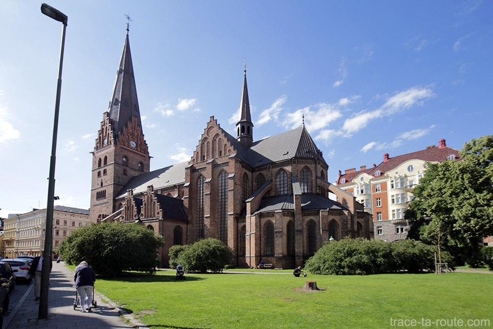 Église Saint-Pierre de Malmö, Suède (Sankt Petri Kyrka)