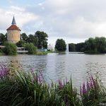 Lac du parc Pildammsparken de Malmö en Suède