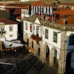 Sandeman à Porto au Portugal