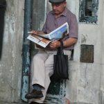 Scene de Rue à Porto