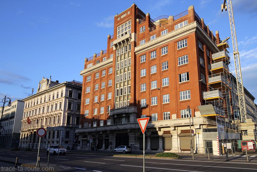 G.R.E. - Generali Reali Estate S.P.A. - Amministrazione immobiliare de Trieste