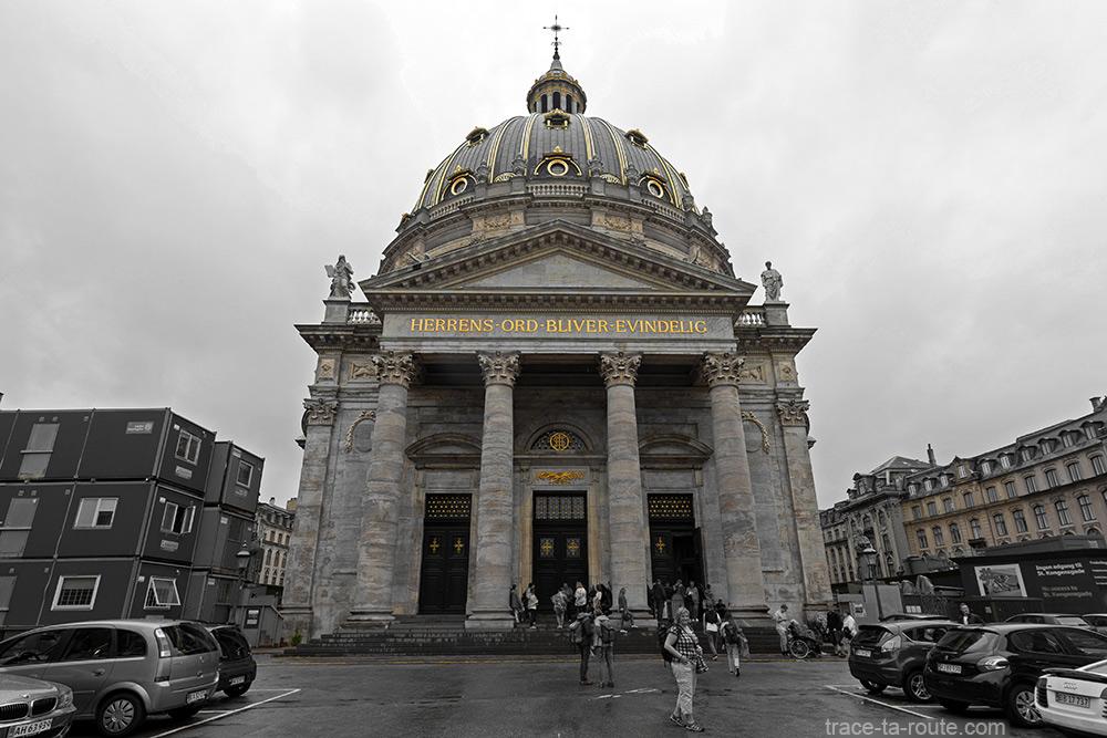 Église Marmorkirken Frederiks kirke de Copenhague, Danemark