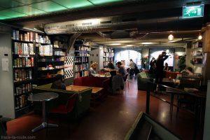 Bar jeux de société Bastard Cafe à Huset KBH de Copenhague, Danemark