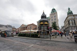 Place Nytorv de Copenhague, Danemark