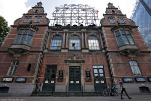 Maison H.C. Andersen Slottet - Tivoli, Copenhague, Danemark