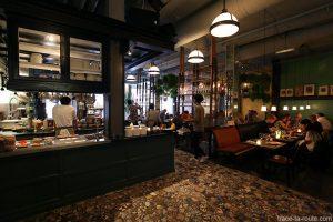 Restaurant El Nacional à Copenhague, Damenark