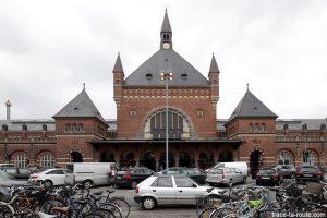 Gare København H à Copenhague, Danemark