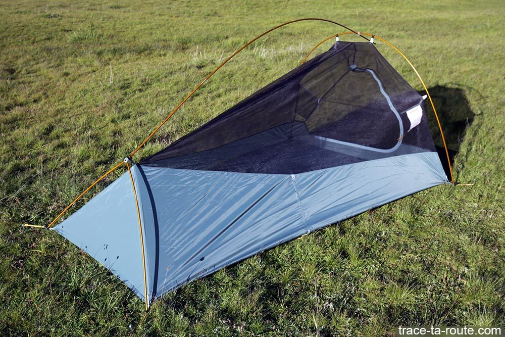 Tente Ghost 2 UL Mountain Hardwear - filet toile intérieure ultra-légère