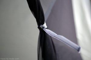 Tente Ghost 2 UL Mountain Hardwear - Système accrochage toile intérieure