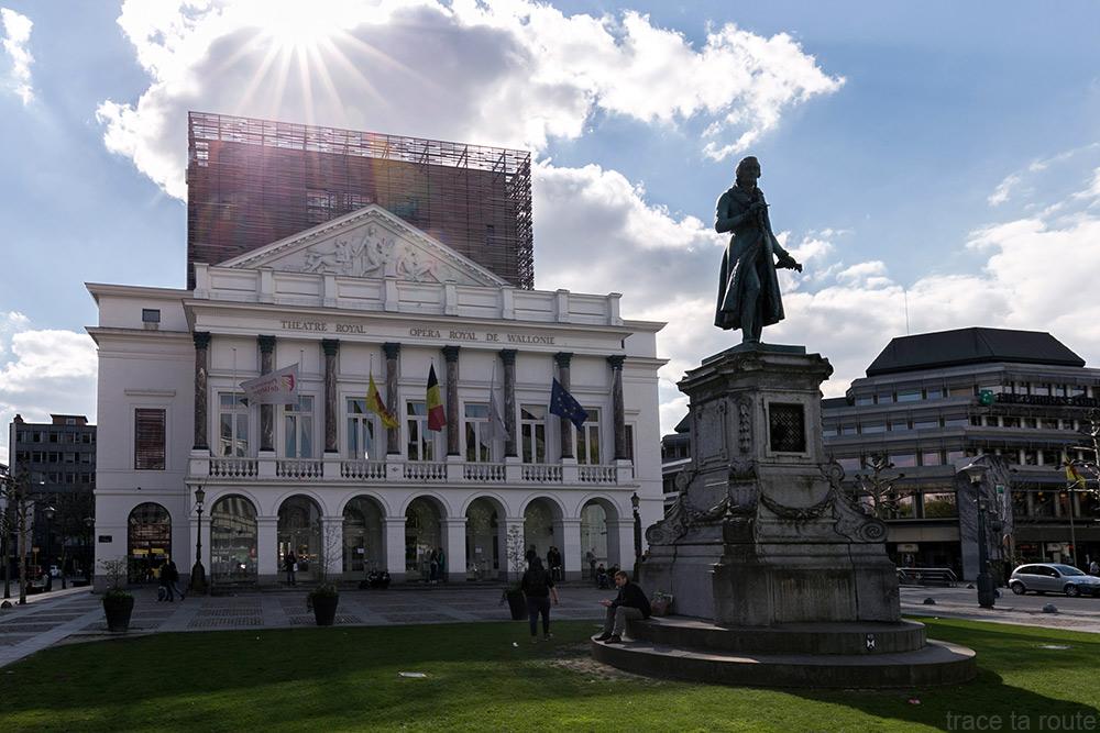 Théâtre Royal - Opéra Royal de Wallonie, Liège