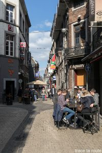 Le Carré, Liège - Rue du Pot d'Or