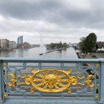 Le Pont de Fragnée sur la Meuse à Liège