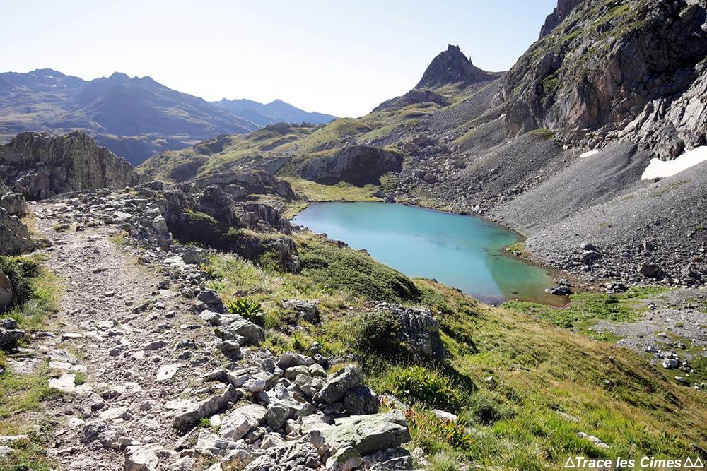Lac de la Clarée / Seuil des Rochilles - Tour du Mont Thabor