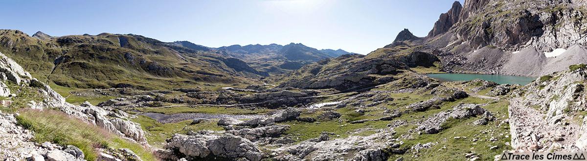 Source de la Clarée - Tour du Mont Thabor