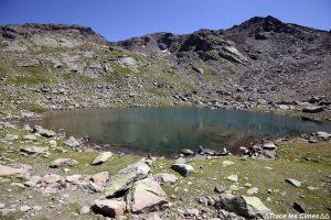 Lac des Muandes - Tour du Mont Thabor