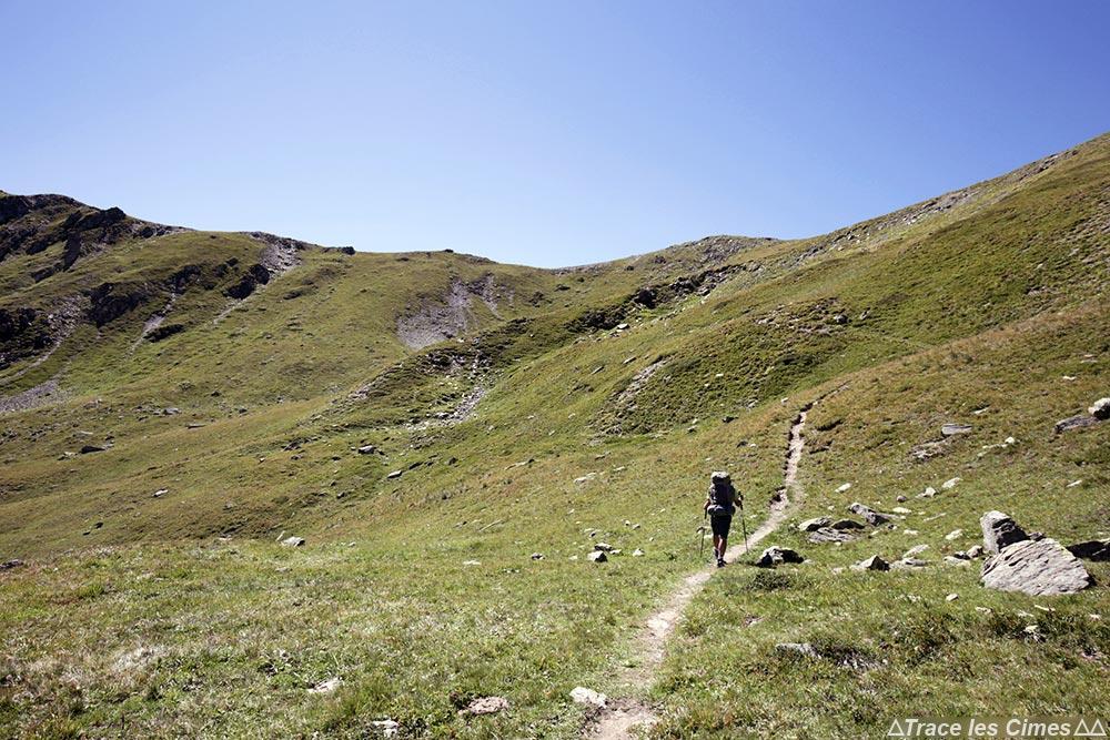 Tour du Mont Thabor - Sentier Pas des Griffes