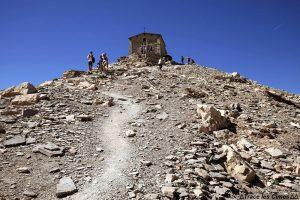 Chapelle du Mont Thabor - Trek Tour du Mont Thabor