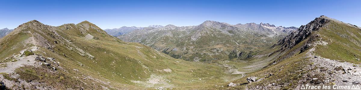 Tour du Mont Thabor - Pas des Griffes