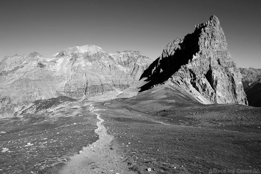 Le Grand Séru et la Cime de la Planette - randonnée trek tour du Mont Thabor