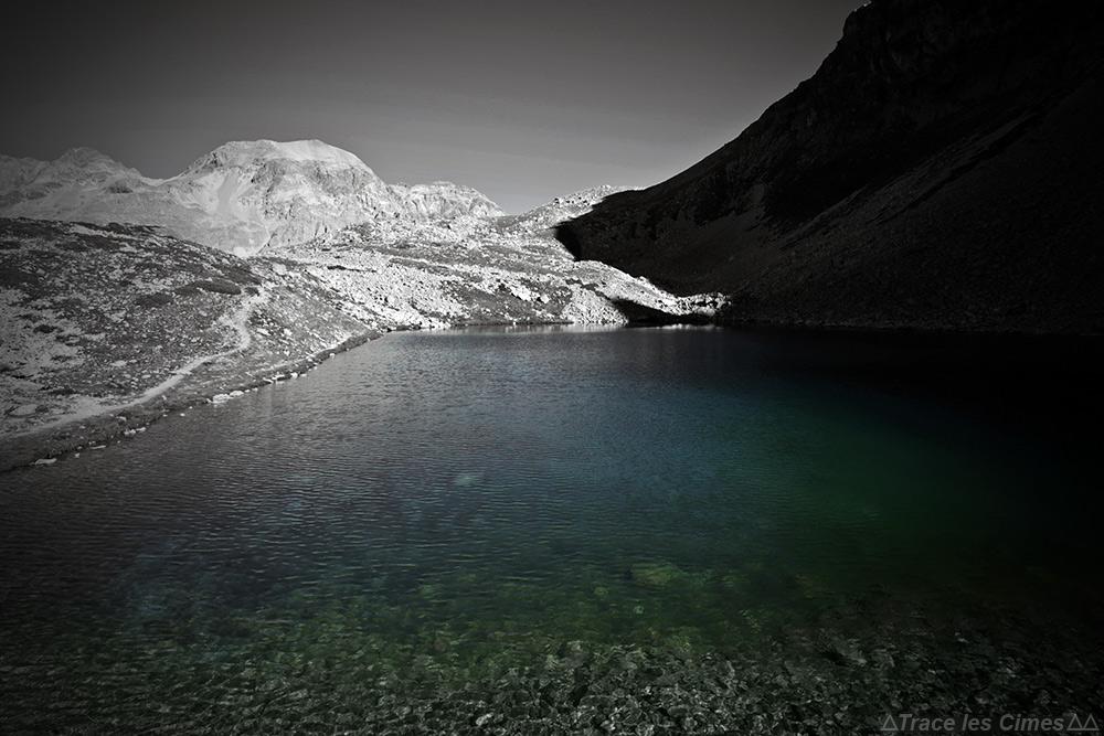 Lac du Peyron - randonnée trek tour du Mont Thabor