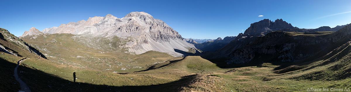 Cime de la Planette et Grand Séru - randonnée trek tour du Mont Thabor