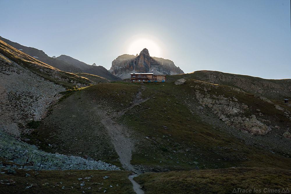 Refuge du Mont Thabor - randonnée trek tour du Mont Thabor