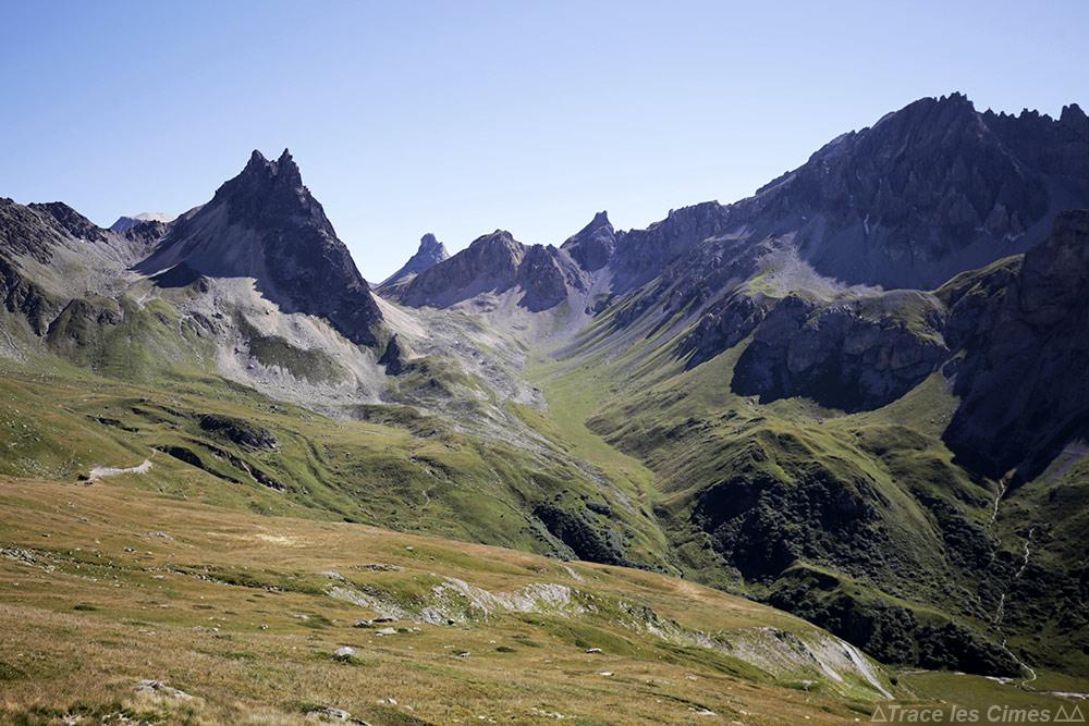 Combe de l'Aiguille Noire - Tour du Mont Thabor