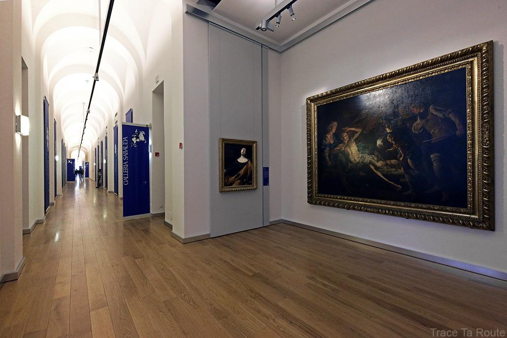 Galleria Sabauda - Musée du Palazzo Reale de Turin
