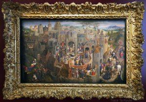 La Passion du Christ (1471) Hans Memling - Galleria Sabauda Palazzo Reale Turin