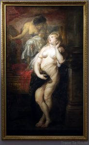 Déjanire tentée par la Furie (1638) Pieter Paul RUBENS - Galleria Sabauda Palazzo Reale Turin