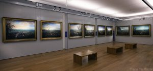 "série des ""batailles"" (vers 1700) Jan VAN HUCHTENBURG - Galleria Sabauda Palazzo Reale Turin"