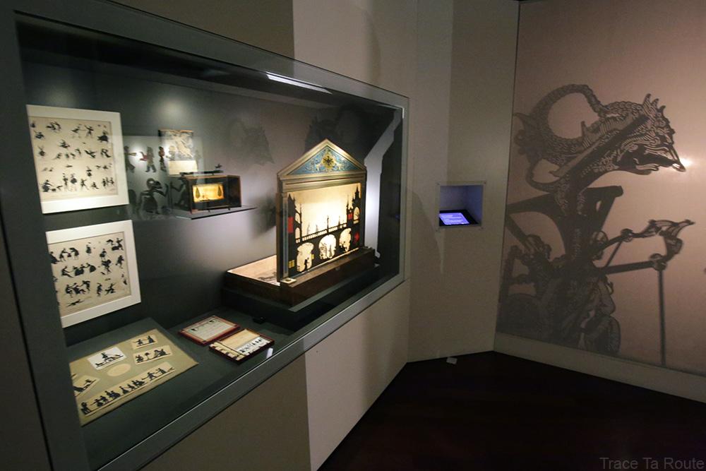 Musée du Cinéma de Turin - salle Archéologie Histoire du Cinéma théâtre d'ombre - Mole Antonelliana Museo Nazionale del Cinema Torino