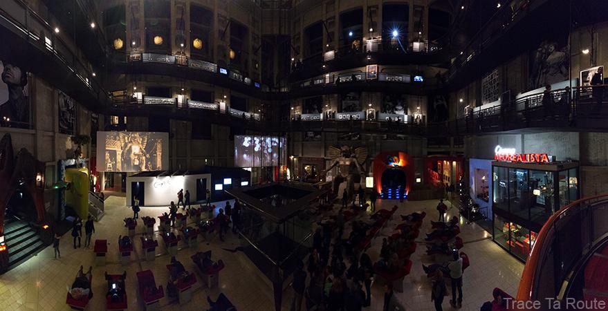 Intérieur Architecture Mole Antonelliana Musée du Cinéma de Turin Museo Nazionale del Cinema Torino - intérieur architecture tempio della Mole