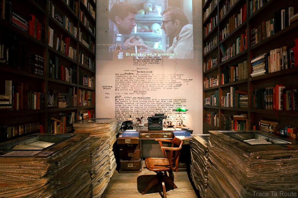 Musée du Cinéma de Turin Museo Nazionale del Cinema Torino Mole Antonelliana - salle 4e étage