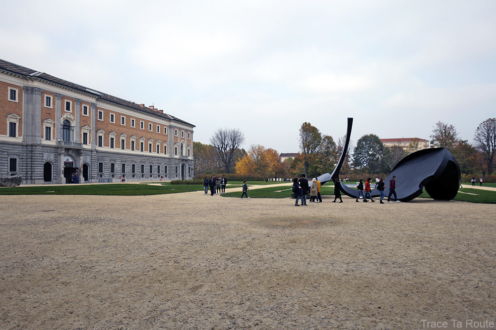Jardins Palais Royal de Turin et Galleria Sabauda Palazzo Reale