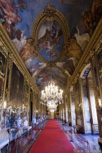 Palazzo Reale Turin - galerie de Daniel du Palais Royal