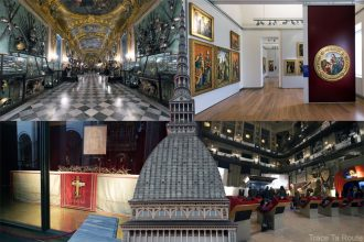 Visiter Turin Tourisme Voyage - Lieux incontournables : Palazzo Reale, Musée, Eglise, Saint-Suaire, Mole Antonelliana, Musée du Cinéma, Galleria Sabauda