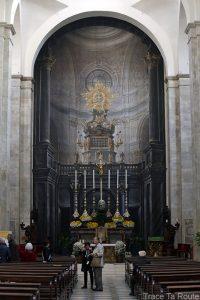 Intérieur Cathédrale Saint-Jean-Baptiste de Turin - Autel Duomo di Torino