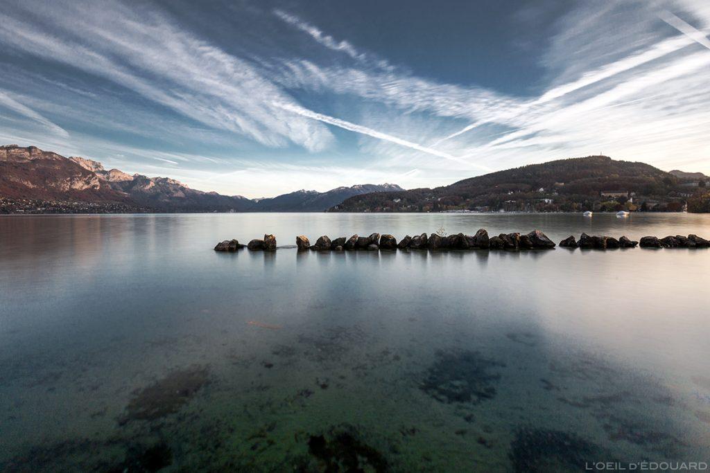Le Lac d'Annecy © L'Oeil d'Édouard