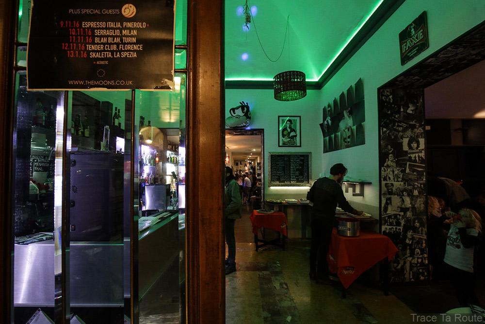 Blah Blah Bar Torino à Turin