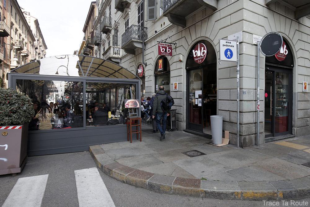 Restaurant snack Beaubar 2.0 Torino à Turin