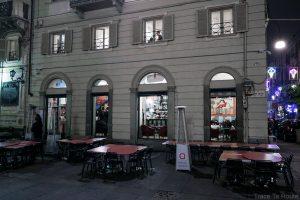 Restaurant pizzeria Sfashion Cafe Torino à Turin
