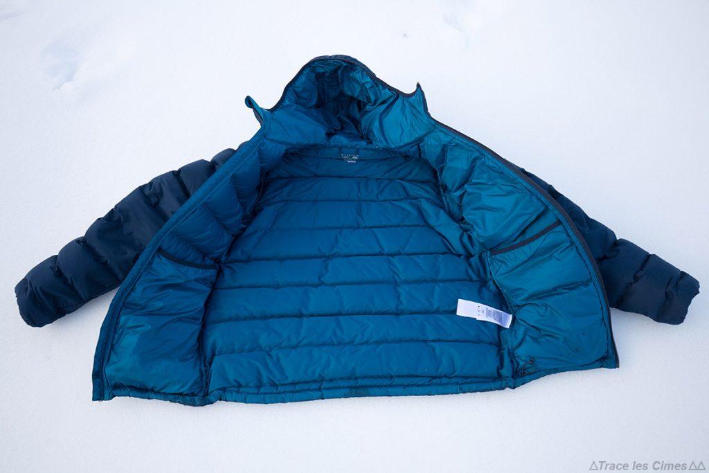 Intérieur Doudoune Stretchdown Plus Hooded Jacket Mountain Hardwear