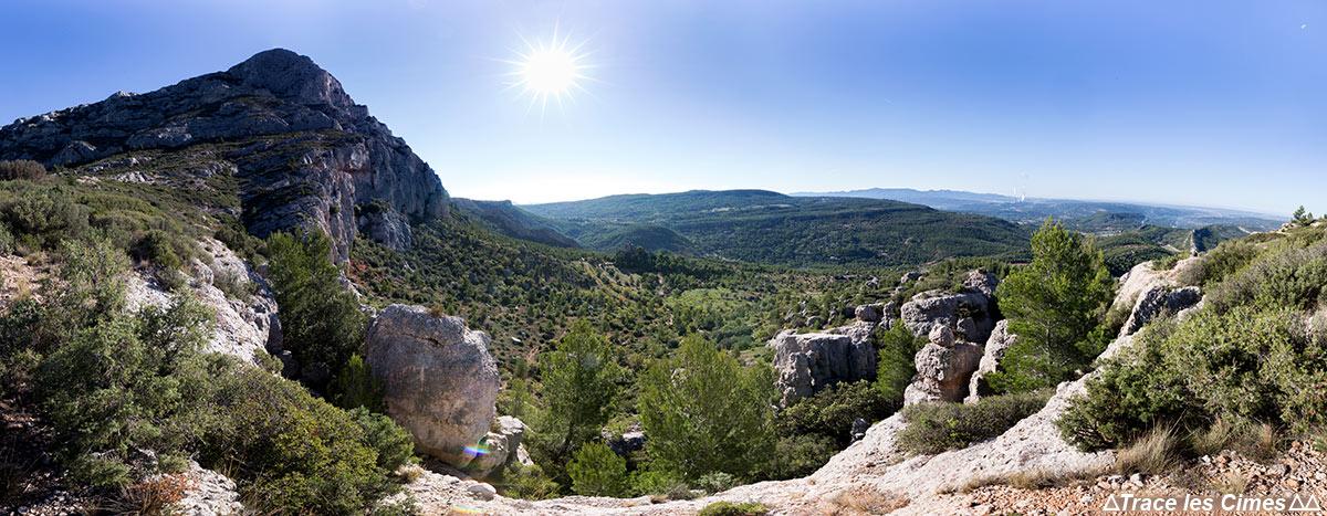 La Montagne Sainte-Victoire en Provence