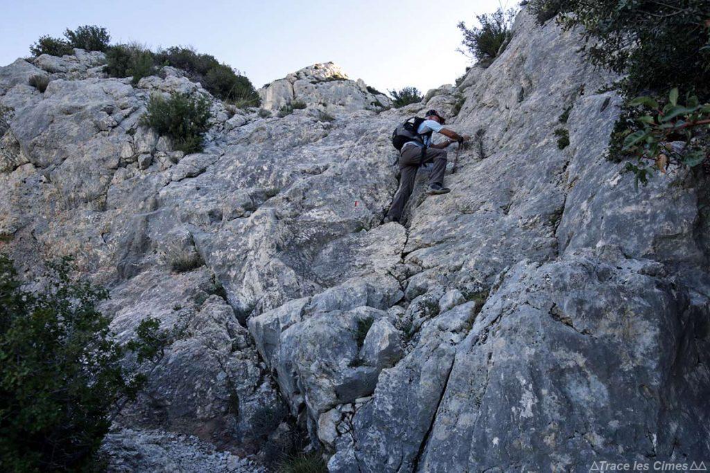 Randonnée Montagne Sainte-Victoire - Pas du Berger
