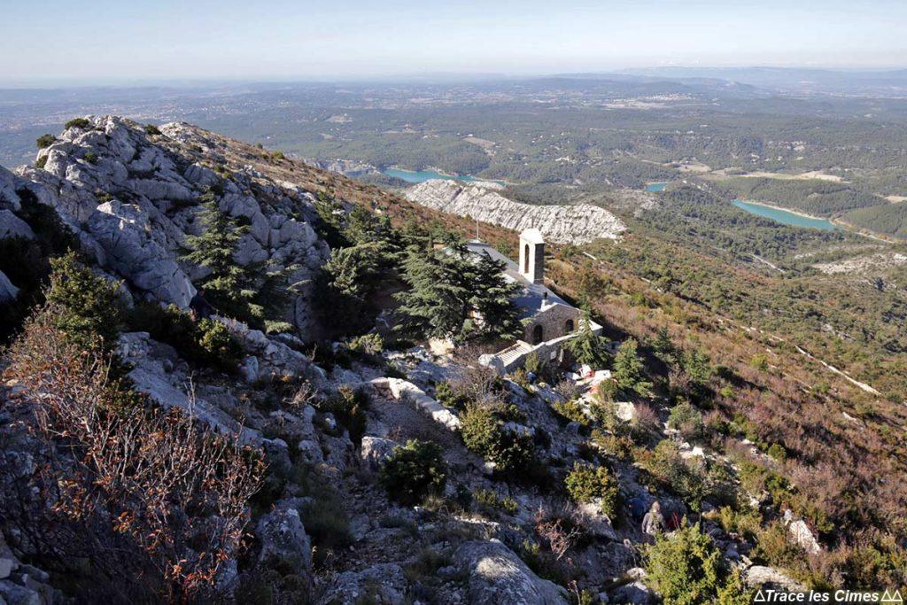 Prieuré de la Montagne Sainte-Victoire, près d'Aix-en-Provence