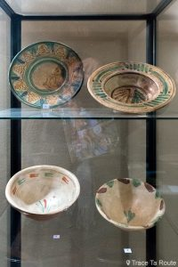 Poteries visite Musée de la Céramique de Calcinaia, Valdera (Pise, Toscane, Italie) Museo della Ceramica Lodovico Coccapani