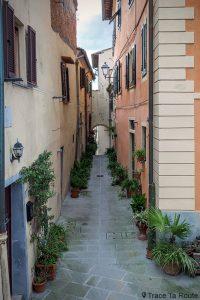 Ruelle Via Carraia, Lari - Valdera, Toscane, Italie