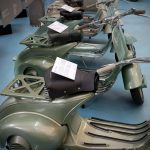 Vespa 125 (V11) Museo Piaggio Pontedera (Pisa, Valdera, Toscana, Italie) Musée Piaggio à Pontedera