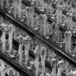 Cathédrale du Duomo de Milan - Motifs Architecture Gothique - Duomo di Milano © L'Oeil d'Édouard